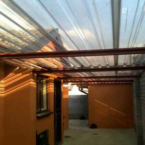 LIGHT BRONZE POLYCARBONATE IBR